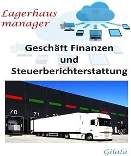 Lagerhaus manager, (LM) Cloud-Losung Software (Manuell + Cloud-Hosting): Geschaft Finanzen und Steuerberichterstattung: 1