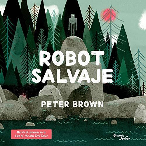 Robot salvaje Titelbild