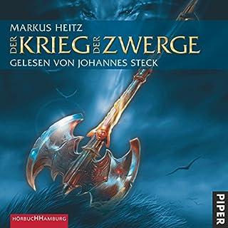 Der Krieg der Zwerge     Die Zwerge 2              Autor:                                                                                                                                 Markus Heitz                               Sprecher:                                                                                                                                 Johannes Steck                      Spieldauer: 14 Std. und 1 Min.     2.677 Bewertungen     Gesamt 4,7