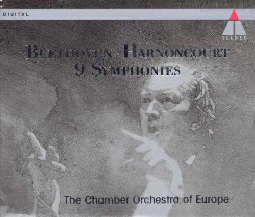 Ludwig van Beethoven: Sinfonien 1-9