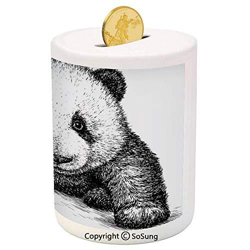 hucha oso panda fabricante SoSung