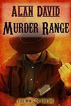 Murder Range by [Alan David]