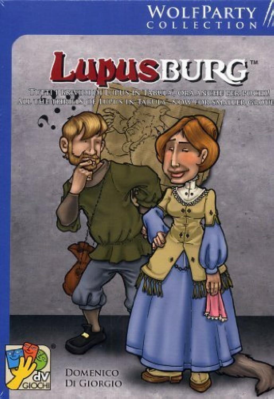 Davinci Editrice - Lupusburg by DaVinci Games