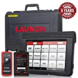 LAUNCH X431 V PRO Bi-Directional Scan Tool OBD2 Scanner Full System Scanner with ECU Coding,Actuation Test,Key IMMO,Remote Diagnostic,20 Reset Functions,Free Update,Full Connector Kit + EL-50448 Tool