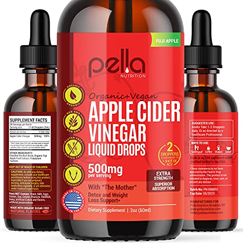 How Much Apple Cider Vinegar Daily
