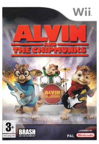Alvin and the Chipmunks (Wii) [import anglais]