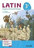 Latin 3e - Langues et cultures de l'Antiquité