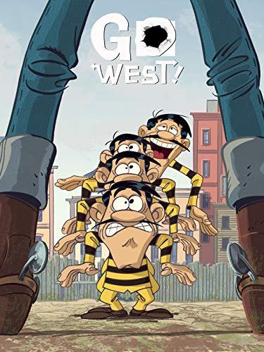Lucky Luke - Go West