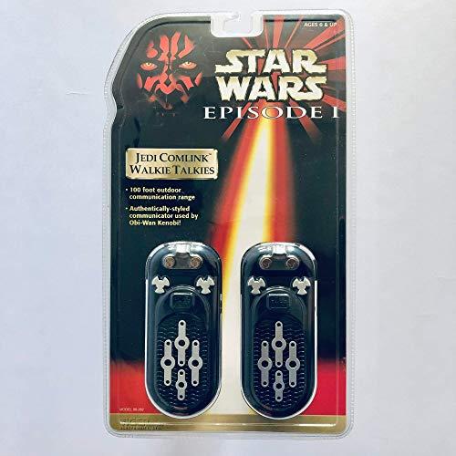 Star Wars Episode 1 Jedi Comlink Walkie Talkies by Tiger Electronics