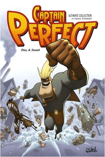 Captain perfect Ultimate Collection