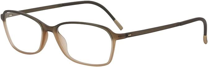 Silhouette Women's Eyeglasses SPX Illusion 1583 Full Rim Optical Frame