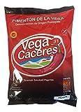 1 kg de Pimentón Ahumado Picante de la Vera, con denominación de Origen Protegida en Sac...