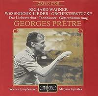 Wagner: Wesendonk-Lieder / Orchesterstucke by Marjana Lipovsek (1994-04-20)