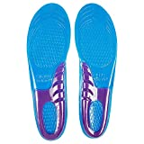 Royalkart Sports Gel Insoles and shoe inserts for Women and Men Comfort Shoe