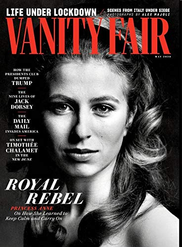 Vanity Fair Print Magazine For $0.99 For 4 month – (98% Off)