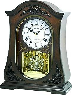 Rhythm USA WSM Chelsea Mantel Clock