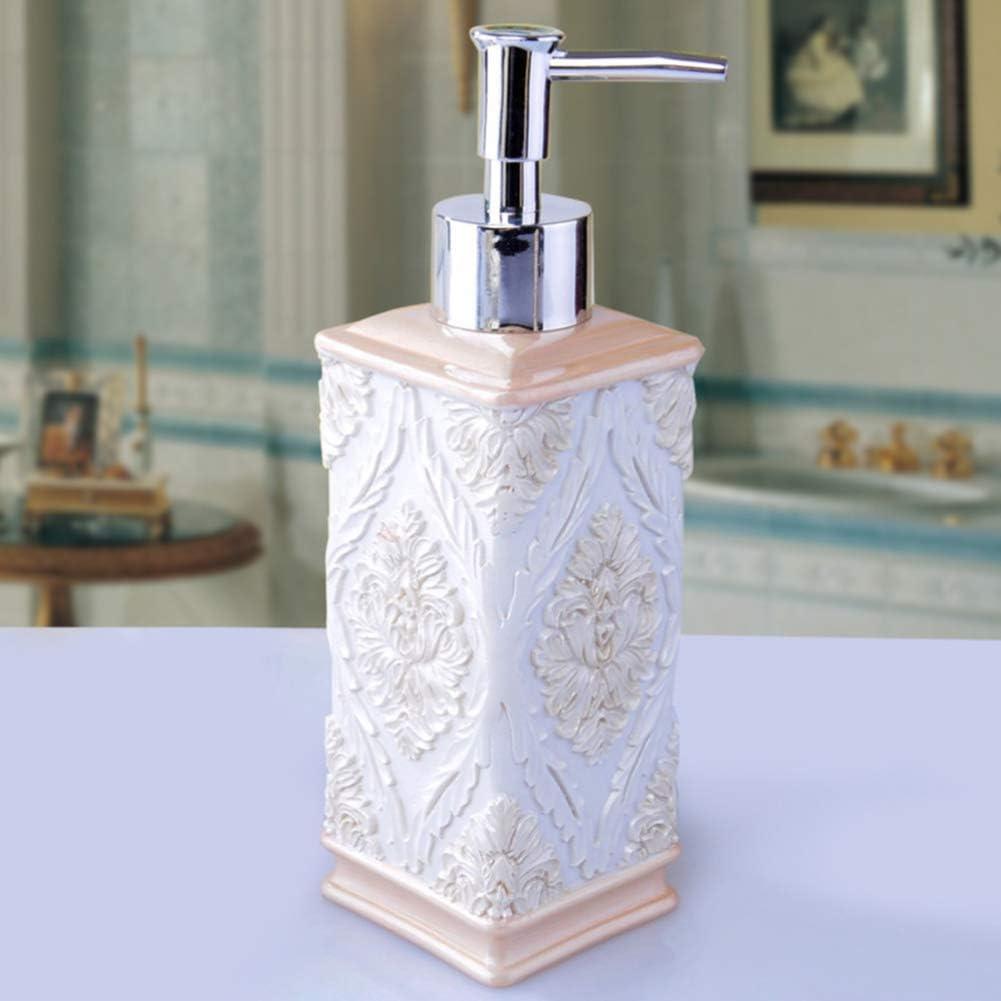 QTQHOME Genuine Refillable Lotion Dispenser European Overseas parallel import regular item Capacity Style High