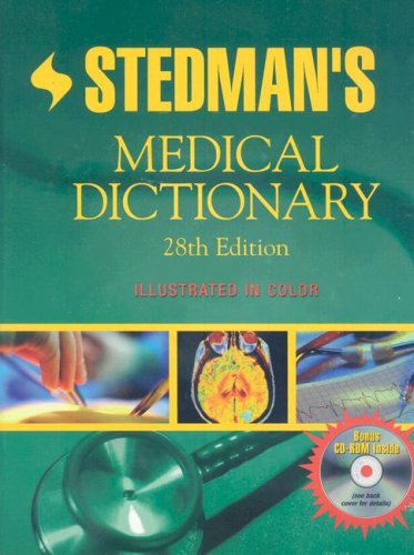 Stedman's Medical Dictionary, 28th Edition, Book/MOBILE Bundle