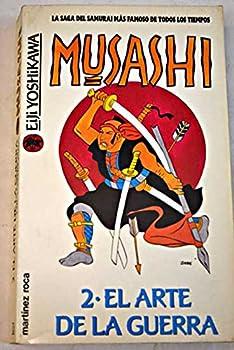 Musashi 2: El arte de la guerra 8427018010 Book Cover
