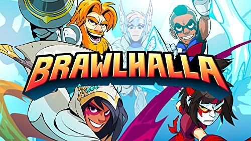Brawlhalla All Legends Pack - Nintendo Switch [Digital Code]