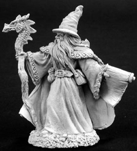 Reaper Miniatures 2771 Lorus Hightower44; Wizard