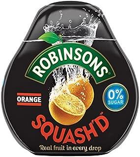 Robinsons Squash'd Orange No Added Sugar - 66ml (2.23fl oz)