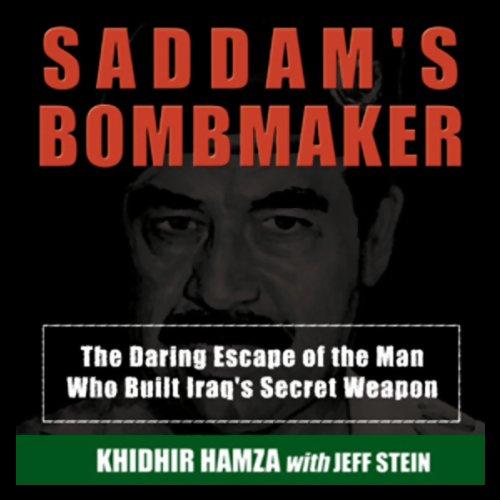 Saddam's Bombmaker cover art