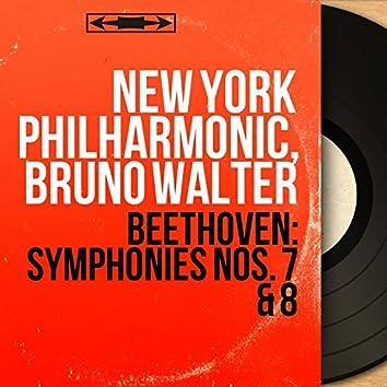 Beethoven: Symphonies Nos. 7 & 8 (Mono Version)