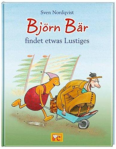 Björn Bär findet etwas Lustiges