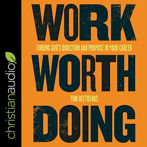 『Work Worth Doing』のカバーアート