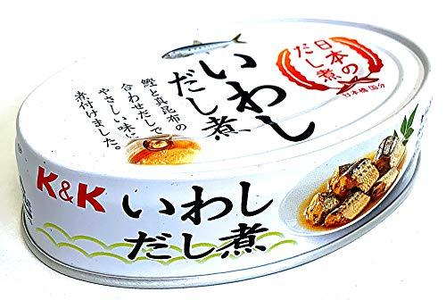 K&K『日本のだし煮 いわしだし煮』
