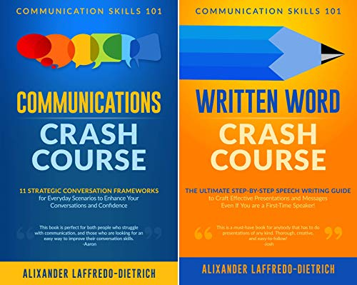 Communication Skills 101 (2 Book Series)