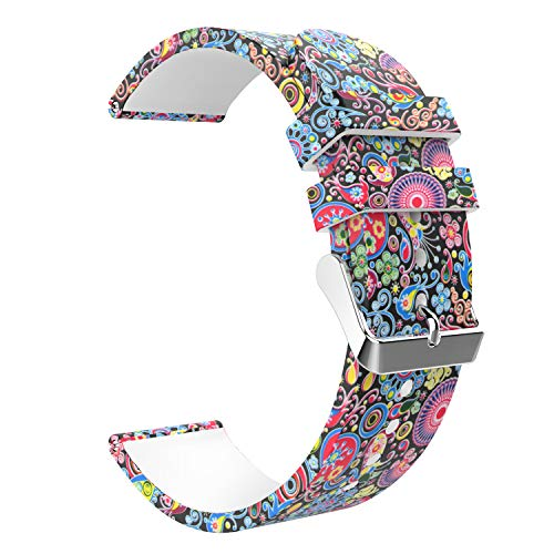 Pulseira extra para Samsung Galaxy Watch 42mm /Active and Gear S2 (Florida 3)