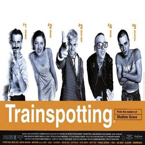 [Import Anglais]Trainspotting Film Score Maxi Poster