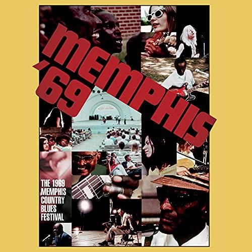 Memphis \'69: The 1969 Memphis Country Blues Festival [DVD-AUDIO]