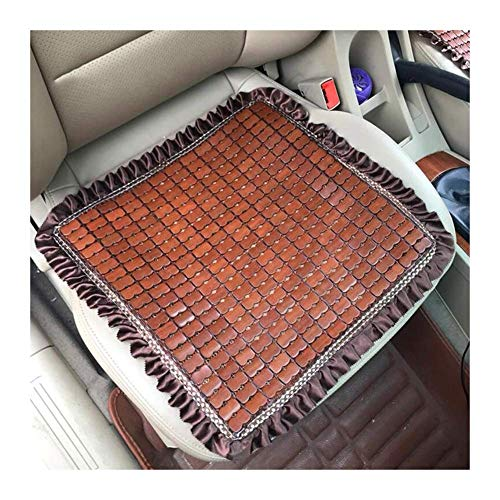 Stoelhoezen voor de zomer, auto, bamboe, bureaustoel, koude punt, verkrijgbaar in een groot aantal stijlen (kleur: C, maat: 1 stuks).