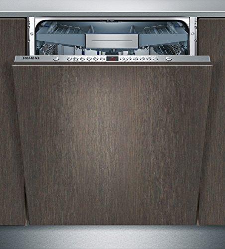 Siemens - lavastoviglie a incasso a scomparsa totale SN76N195EU da 60 cm