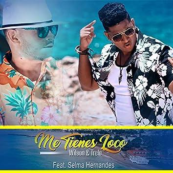 Me Tienes Loco (feat. Selma Hernandes)