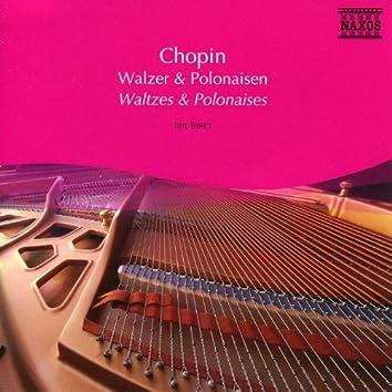 Chopin: Waltzes / Polonaises