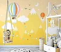 壁紙 漫画の部屋の背景の壁の壁紙-250cm(W)x200cm(H)