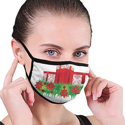 Gesichtsbedeckung Strümpfe Hängen Für Santa Mistel Illustration Frohe Weihnachten Für Alle Winddichte Wärme Personalisiert Bequeme Gesichtsdekorationen Schöne Einkaufsmöglichkeite
