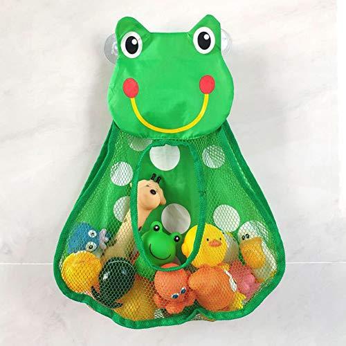 L-DiscountStore Badespielzeug Veranstalter Spielzeug Aufbewahrungstasche Badewanne Spielzeughalter Aufbewahrungsnetz Netz Mehrzweck-Organisationstasche für Baby Kleinkinder Badespielzeug