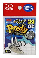 ZAPPU(ザップ) ブレディ #2 1.8g ウィロー.