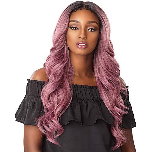 Sensationnel Synthetic Hair Empress 3 Way Free Part Lace Wig - JOCELYN (T2/MUSTARD)