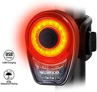 HUMGOO Luces para Bicicletas, LED USB Super Brillante LED