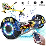 CITYSPORTS 6.5 Zoll Hoverboard (Hiphop+Hiphop...