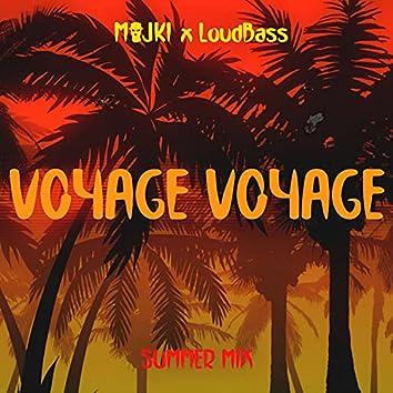 Voyage Voyage - Summer Mix