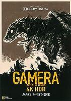 映画チラシ『ガメラ2 レギオン襲来 4K HDR』5枚セット+おまけ最新映画チラシ3枚