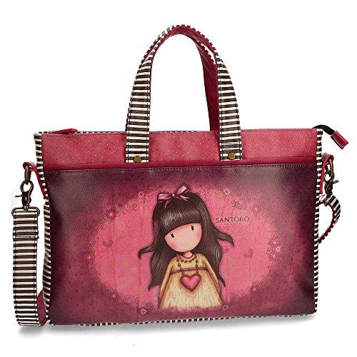 Gorjuss Heartfelt Laptop Bag
