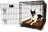 "Big Barker Orthopedic 4"" Dog Crate Pad Image"